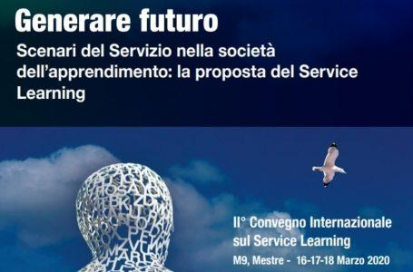 Service Learning, convegno internazionale a Mestre dal 16 al 18 marzo 2020