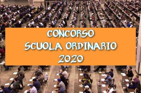 Concorso Ordinario Docenti 2020: modifiche e novità