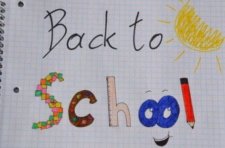 Primo giorno di scuola 2020/2021: da oggi lunedì 14 settembre riapertura dopo il Covid