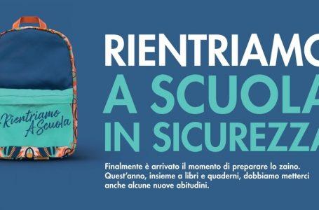 #Rientriamoascuola, le indicazioni per il rientro a scuola del Ministero dell'Istruzione